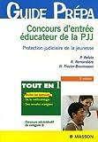 Image de Concours d'entrée éducateur de la PJJ : Protection judiciaire de la jeunesse