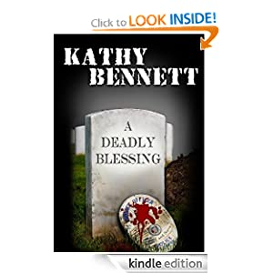 Kindle Daily Deal: A Deadly Blessing (LAPD Detective Maddie Divine), by Kathy Bennett. Publisher: Kathy Bennett; 1 edition (April 8, 2012)