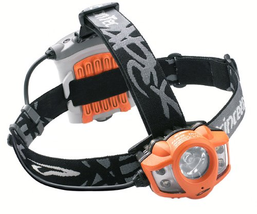Princeton Tec Apex Led Head Torch - Orange