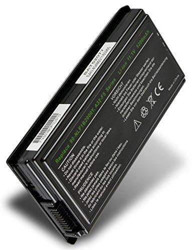 Batterie de remplacement pour Asus 70-NLF1B2200Z ( 5200mAh / 10.8V )