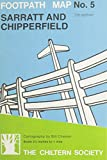 img - for Sarratt and Chipperfield (Chiltern Footpath Maps) book / textbook / text book