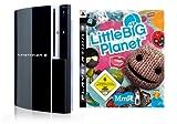 echange, troc Playstation 3 - Konsole 80 GB inkl. Dual Shock 3 Wireless Controller + Little Big Planet [import allemand]