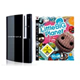 "Playstation 3 - Konsole 80 GB inkl. Dual Shock 3 Wireless Controller + Little Big Planetvon ""Sony"""