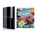 "Playstation 3 - Konsole 80 GB inkl. Dual Shock 3 Wireless Controller + Little Big Planetvon ""Sony"""