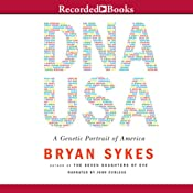 DNA USA: A Genetic Portrait of America | [Bryan Sykes]