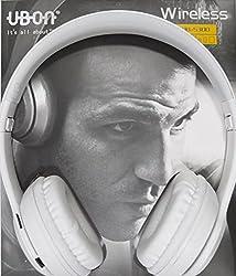 Ubon EB EXTRA BASS Wireless Eoise-Isolating Headphone with MIC IN-line MIC