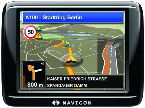 Navigon 20 Plus Gesamteuropa Navigationssystem