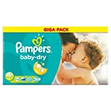 Pampers S4 Giga BD - Pack of 120