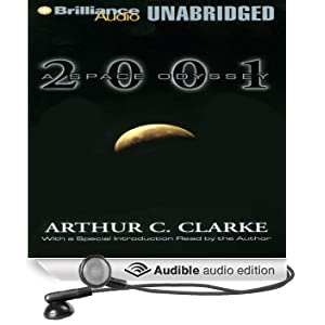 2001: A Space Odyssey: Space Odyssey, Book 1 (Unabridged)
