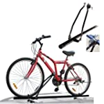 UNIVERSAL CAR ROOF BICYCLE BIKE CARRI...