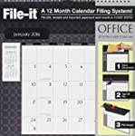File-it Office File Folder 2016 Calendar