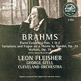 Piano Concertos / Handel Variations / Waltzes op.39
