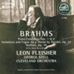 Brahms : Concertos pour piano N� 1 & 2