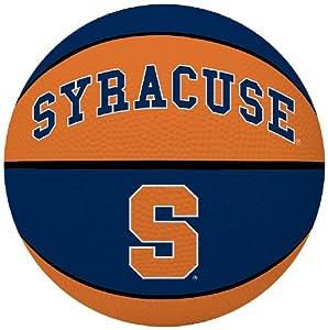 Buy NCAA Syracuse Orangemen Alley Oop Youth Size Basketball by Rawlings by Rawlings