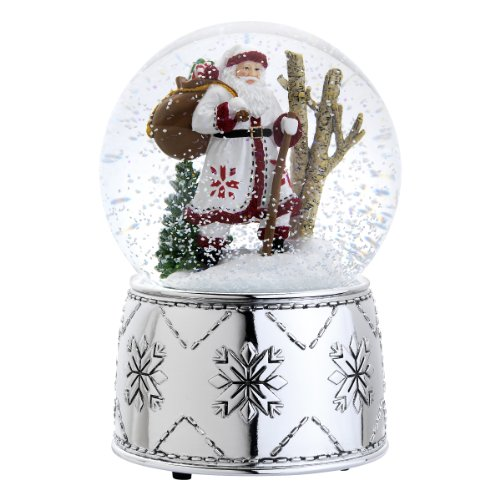Best Rated Musical Christmas Snow Globes 2016 On Flipboard