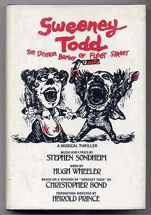 Sweeney Todd, The Demon Barber Of Fleet Street: A Musical Thriller front-227567