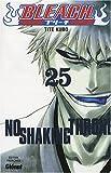 echange, troc Tite Kubo - Bleach, Tome 25 : No Shaking Throne