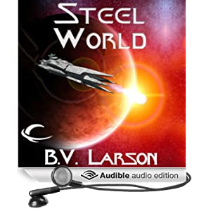 Steel World: Undying Mercenaries, Book 1 (Unabridged)