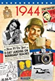 20th Century History - What Happened In 1944 DVD Card