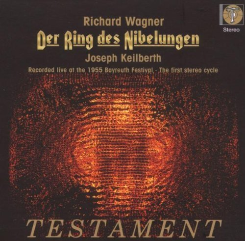 Wagner: Der Ring des Nibelungen by Testament UK (2008-02-12) (Wagner The Ring Testament compare prices)