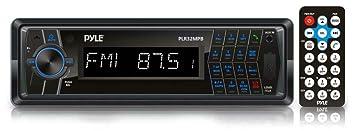 Pyle PLR32MPB Lecteur MP3