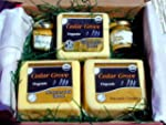 Organic Wisconsin Cheese Gift Box By...