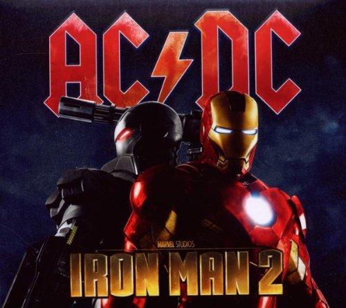 Iron Man 2 artwork