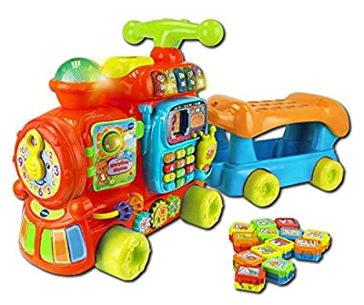 VTech Baby Push and Ride Alphabet Train from VTech