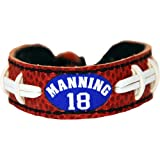 Peyton Manning Classic NFL Jersey Bracelet