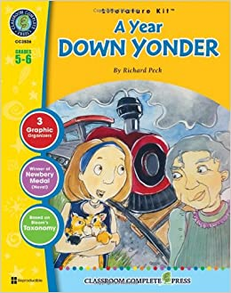a year down yonder book review