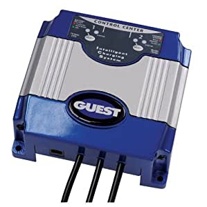 Guest 16102 Marine Battery Charger (12-Amp)