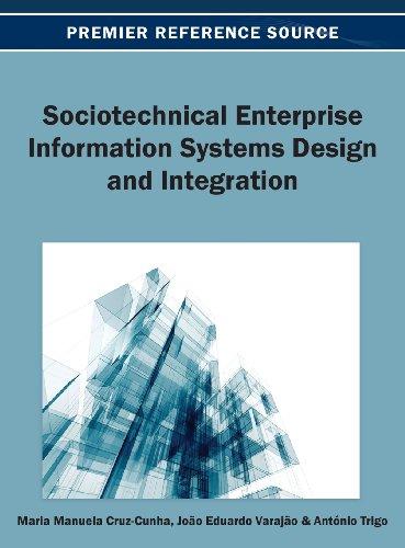 Sociotechnical Enterprise Information Systems Design and Integration
