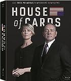 House Of Cards Pack Temporadas 1-3 Blu Ray España