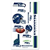 Seattle Seahawks Temporary Tattoos at Amazon.com