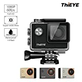 ThiEYE I60 4K 1080P 60FPS Wi-Fi 防水 アクションカメラ 戸外カメラ