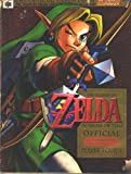 echange, troc Nintendo - Legend of Zelda Ocarina of Time Official Nintendo Players Guide