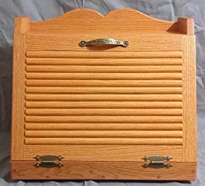 Oak Bread Box (Large)
