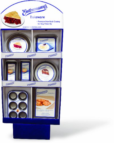 Classic Assorted Bakeware In Display