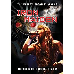 The Worlds Greatest Albums Iron Maiden