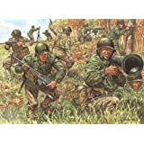 Italeri 1:72 American Infantry WWII
