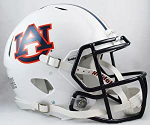 NCAA Riddell Auburn Tigers Speed Full-Size Authentic Helmet by Riddell