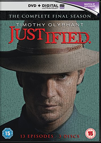 Justified - Season 6 [DVD]