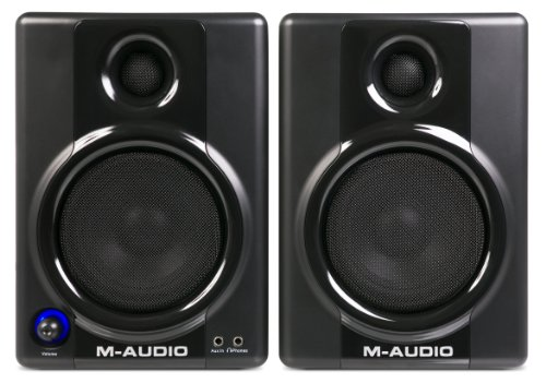 M-Audio Studiophile AV 40 Powered Speakers (Previous
