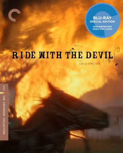 Cover art for  Ride with the Devil (The Criterion Collection) [Blu-ray]