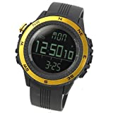 [ラドウェザー]腕時計 ドイツ製センサー 方位/高度/気圧/温度/天気 本格アウトドアウォッチ