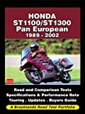 R M Clarke Honda ST1100/ST1300 Pan European 1989-2002 Road Test Portfolio (Brooklands Books Road Test Series)