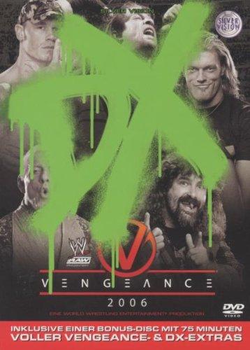 WWE - Vengeance 2006 [2 DVDs]