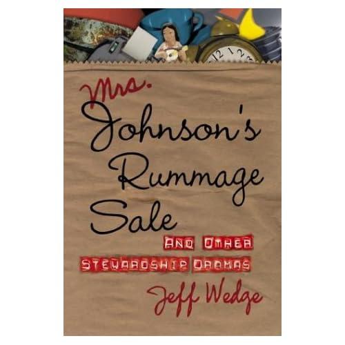 Mrs. Johnson's Rummage Sale