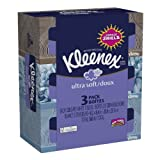 Kleenex Ultra Facial Tissue Regular (3 Boxes)
