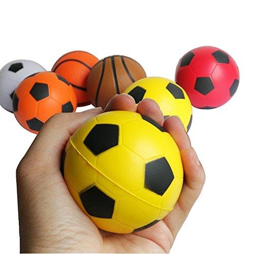 Football Toys For Boys : Other toys fajiabao mini foam ball basketball